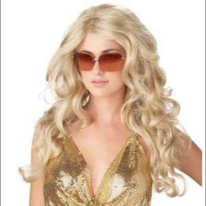 Blonde Costume Wig